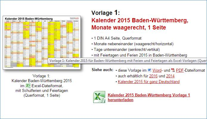 schulferien und kalender in deutschland online im web in excel word pdf codedocu de office 365. Black Bedroom Furniture Sets. Home Design Ideas