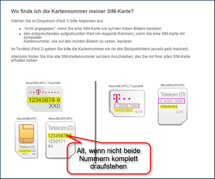 gel st wie aktiviert man eine sim karte bei der telekom. Black Bedroom Furniture Sets. Home Design Ideas