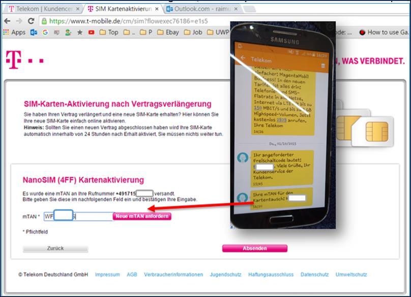 Telekom Karte Aktivieren.Gelöst Wie Aktiviert Man Eine Sim Karte Bei Der Telekom Smartphone