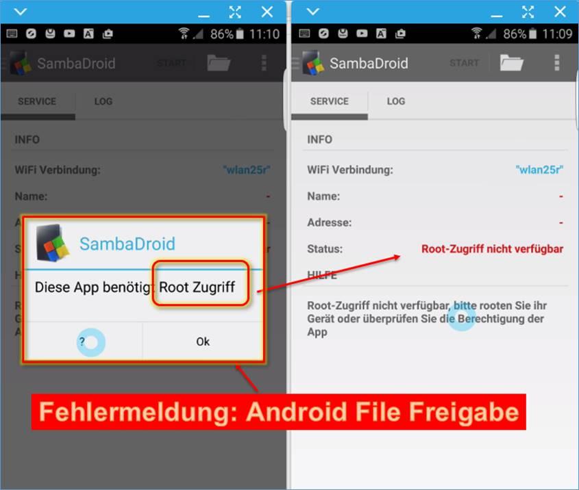 Fehlermeldung Com.Android.Systemui
