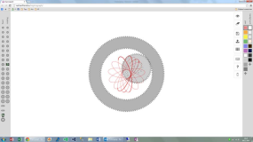 Software Online : Spirograph