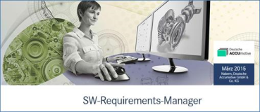 SW-Requirements-Manager bei ACCUMotive Daimler