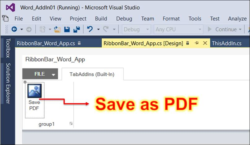 how to add pdf in word
