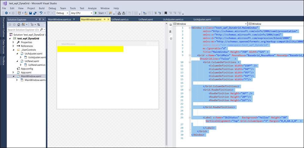 Wunderbar Datenvorlage Wpf Ideen - Dokumentationsvorlage Beispiel ...