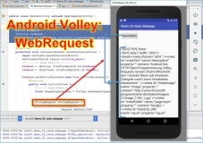 Android Dev: http Webseite lesen mit Android Volley # Java,Android,Webrequest
