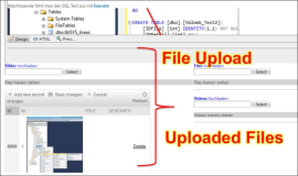 ASP.Net: Upload Files mit Ajax Controls von Telerik