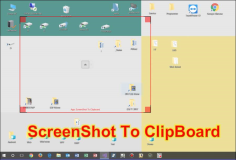 Download: ScreenShot to Clipboard Version 14   , kostenlos