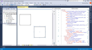 WPF: Snap Element Size to Next Lines